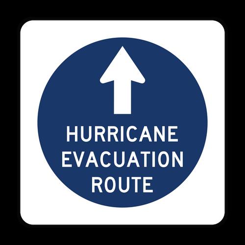 EM-1 Evacuation Route