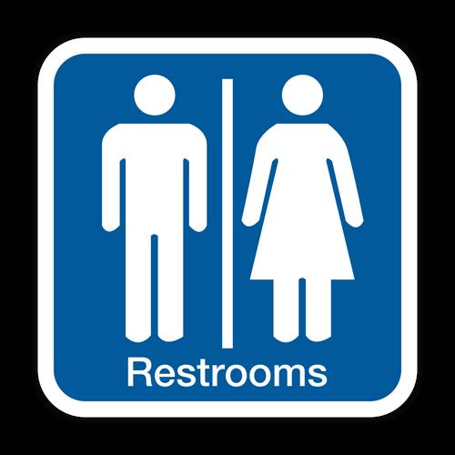 C Unisex Restroom