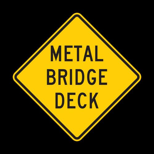 W8-16 Metal Bridge Deck