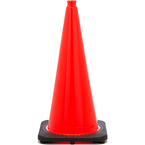 "Ready to Ship 28"" Traffic Cones"