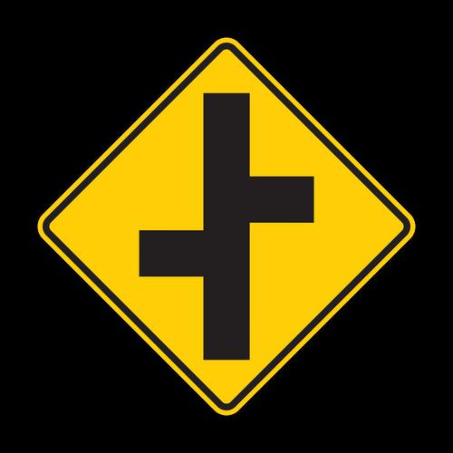 W2-7 Offset Side Roads