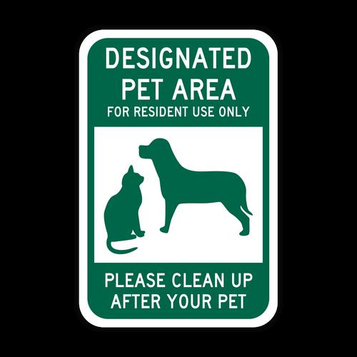 DPA Designated Pet Area