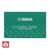 Yamaha YAC-1113P Cleaning Pad Papers; 70 Sheets/pack