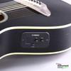 Yamaha APXT2BL Acoustic-Electric Guitar; Black; 3/4 Size Customer Return