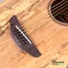 Yamaha APXT2EWNA Acoustic-Electric Guitar; Exotic Wood; 3/4 Size Customer Return