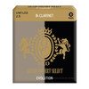 Rico Grand Concert Select Evolution Bb Clarinet Reeds, Strength 2.5, 10-pack
