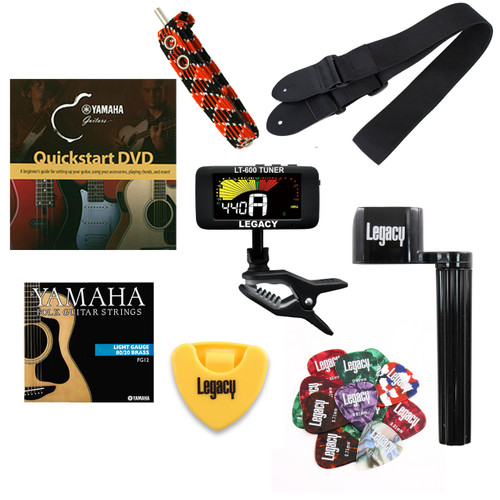 Legacy Accessory Kit for Steel String Guitars
