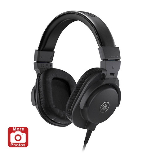 Yamaha HTH-MT5 Studio Monitor Headphones