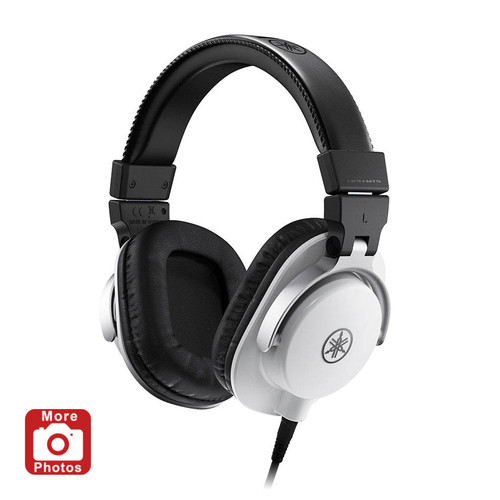 Yamaha HPH-MT5W Studio Monitor Headphones
