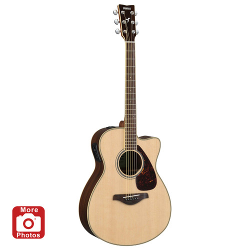 Yamaha FSX830C Acoustic-Electric Guitar
