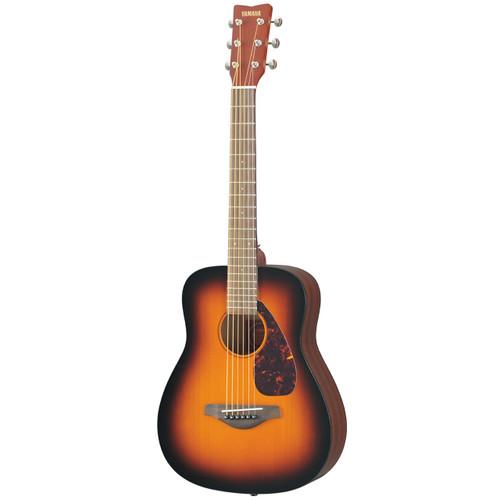 Yamaha JR2 3/4 Scale Acoustic Guitar w/ Gig Bag Tobacco Sunburst Customer Return