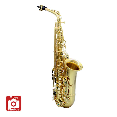 Legacy AS1000 Series II, Intermediate Alto Saxophone, with Case and Accessories