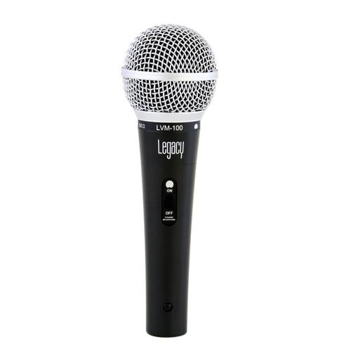 Legacy LVM-100 Dynamic Vocal Microphone