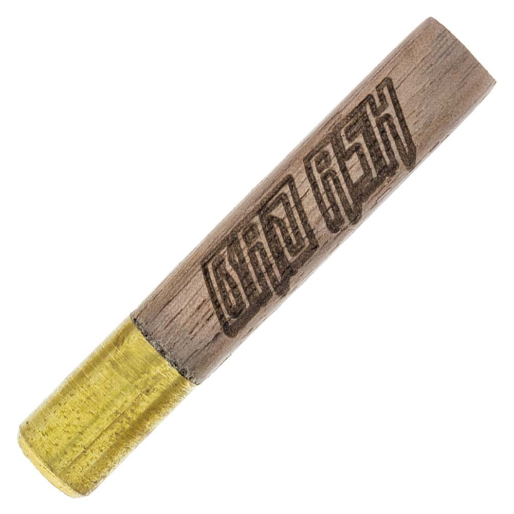 """2"""" Bad Ash Wood Taster is perfect for most small Smoke Systems or if you need a short, discreet reusable cigarette."""