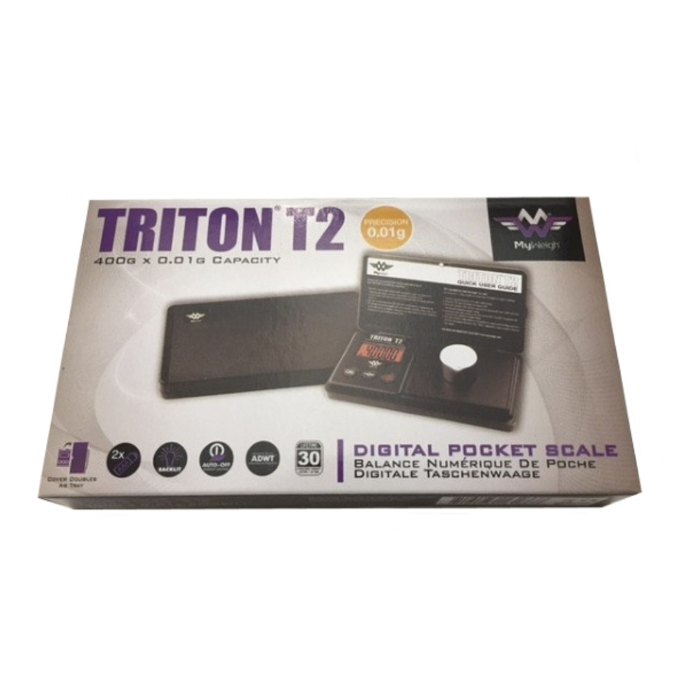 Triton T2 400 packaged.
