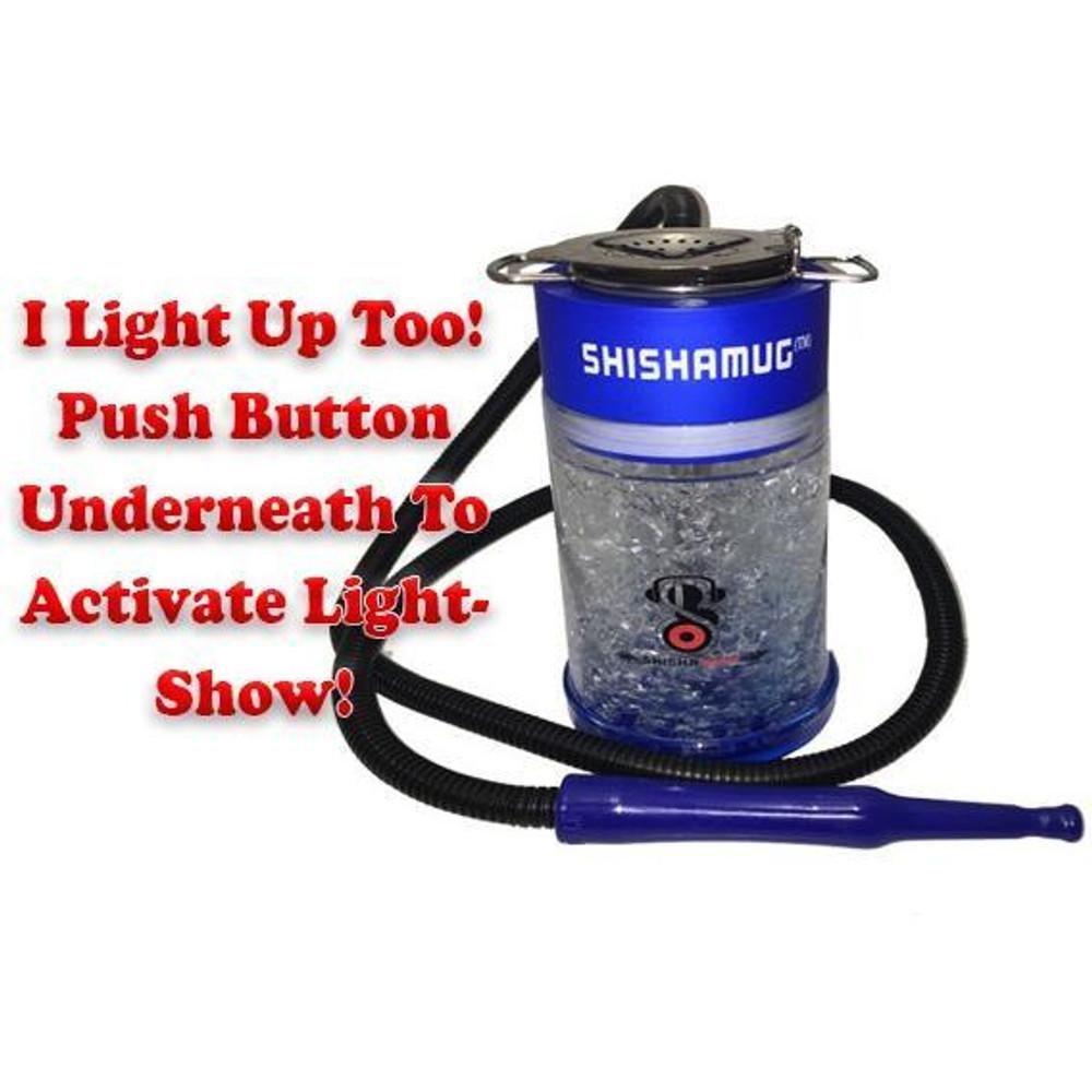 Shishamug Portable Freezer Mug Hookah - Waterbeds 'n' Stuff