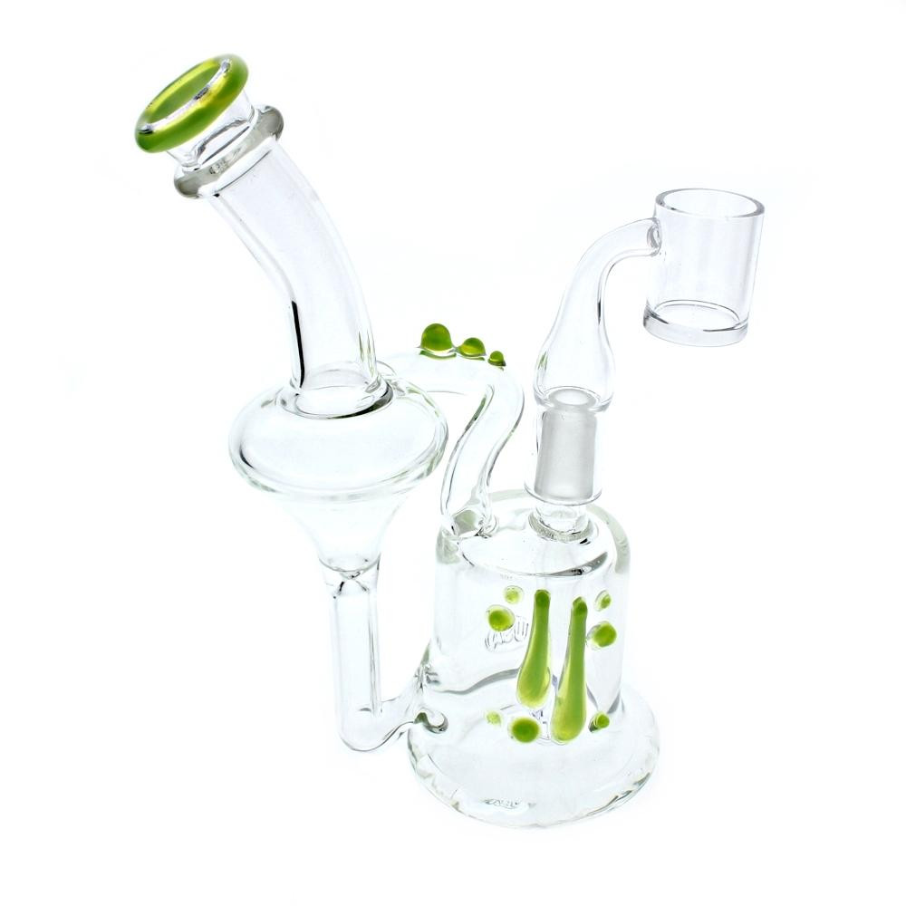 "8"" Oil Rig Slime Recycler USA"