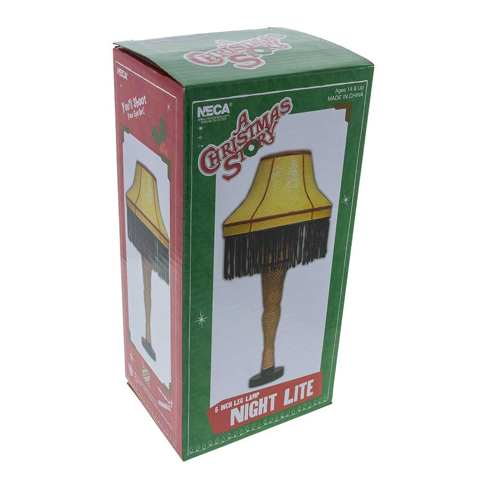 Each Leg Lamp Night Light comes boxed just like this.