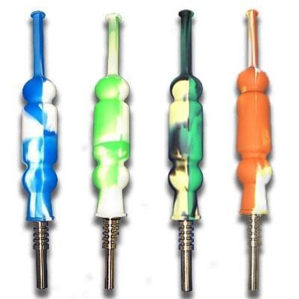Silicone Nectar Collector Kit multiple colors available for sale