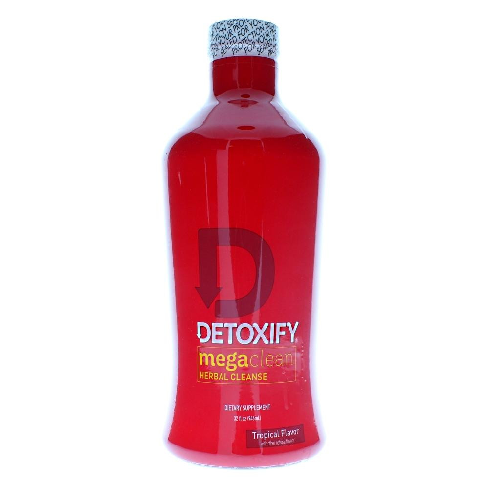 Detoxify Mega Clean 32oz system cleanse detox drink for sale lowest price free shipping