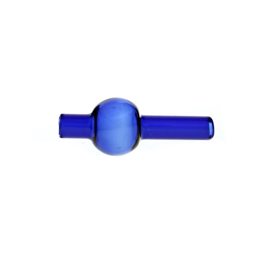 Glass Bubble Directional Airflow Carb Cap assorted colors