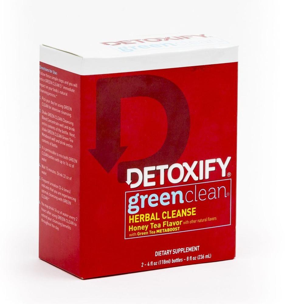 Detoxify Green Clean box picture