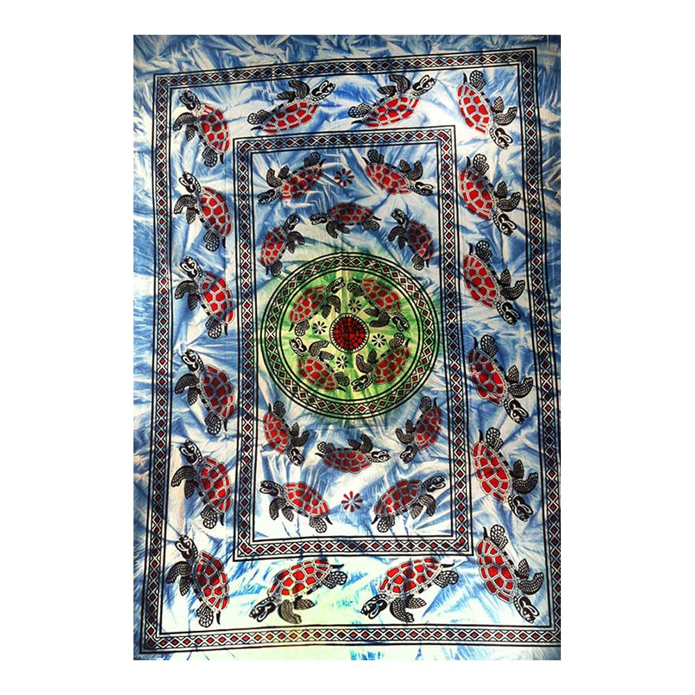 Turtle Tapestry