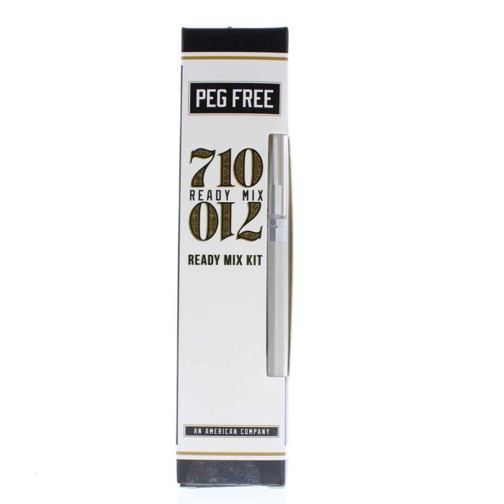 710 Ready Mix Vape Pen Complete Kit box image
