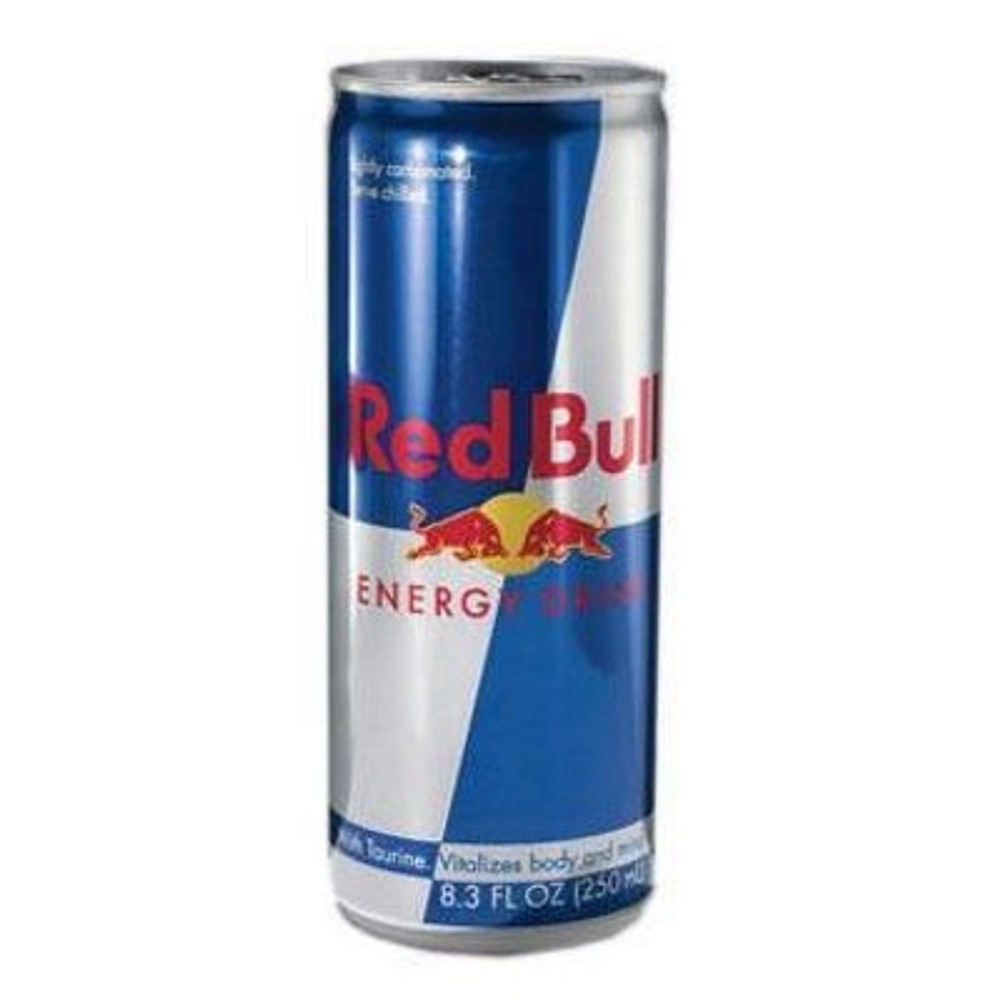 Red Bull Can Safe