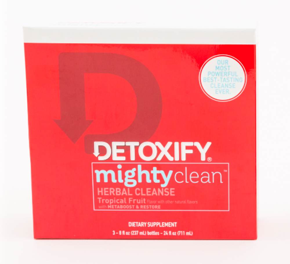 Detoxify Mighty Clean lowest price online herbal cleanse