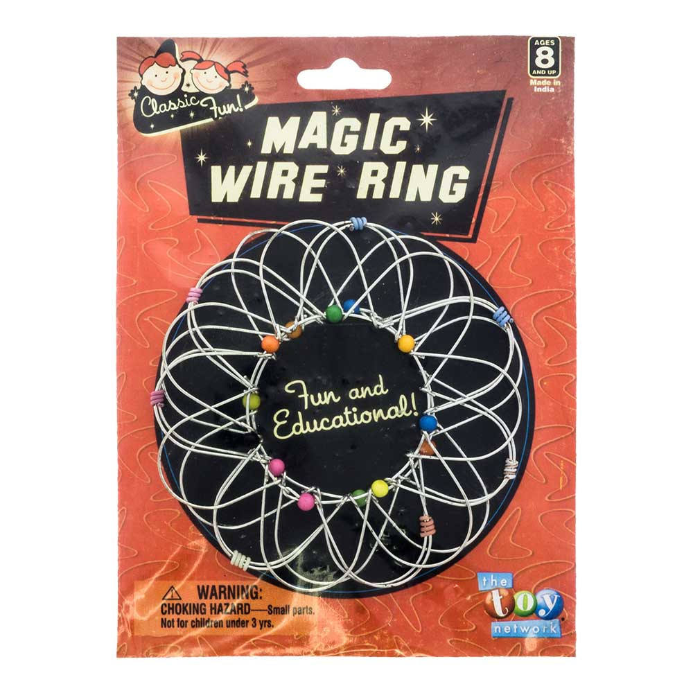 Magic Wire Ring