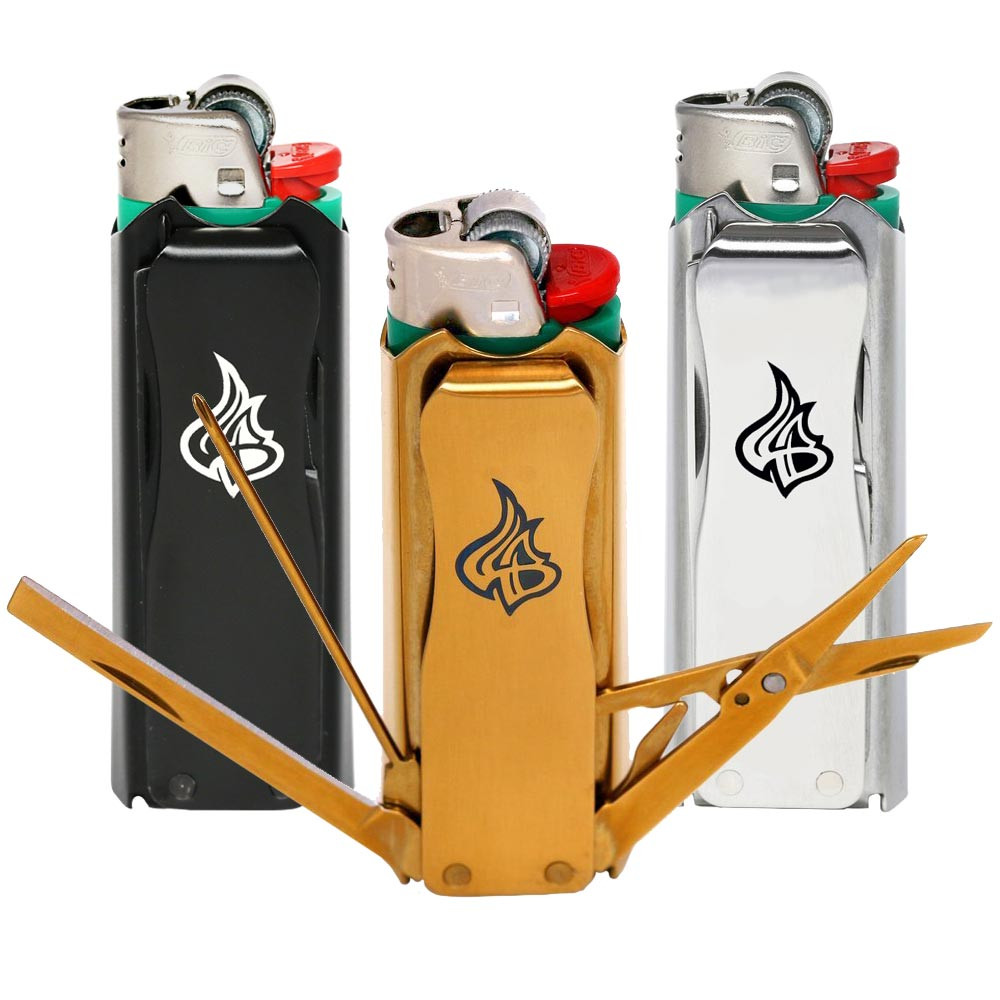 Lighter Bro Multi-Tool Lighter Sleeve