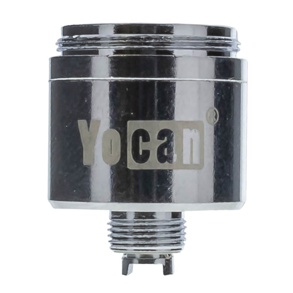 Yocan Evolve Plus XL's Quad Coil attachment replaces any lost, old, or broken coils on your concentrate vape. It is designed to fit the Yocan Evolve Plus XL, not any other model.