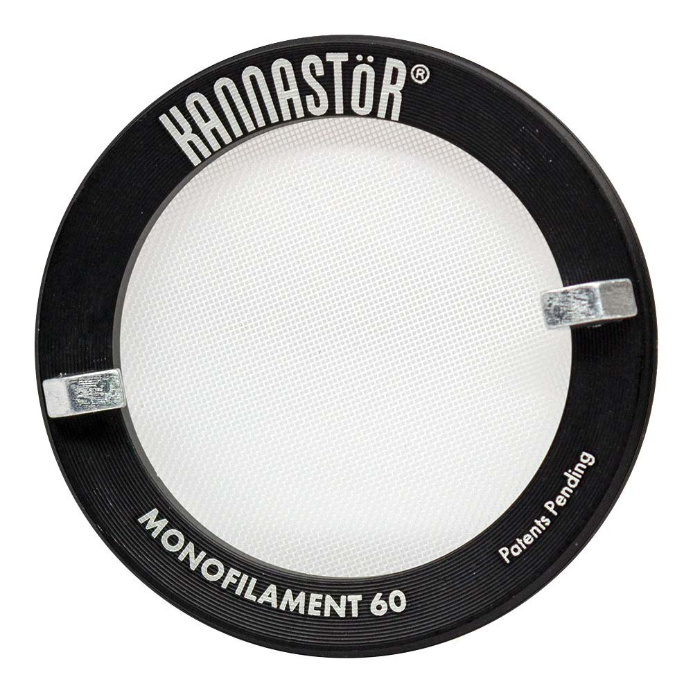 "Kannastor 2.2"" Easy Change Screen, Monofilament"
