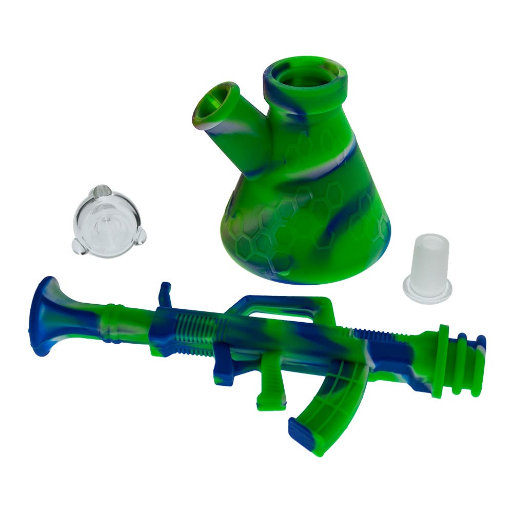 Silicone AK Waterpipe