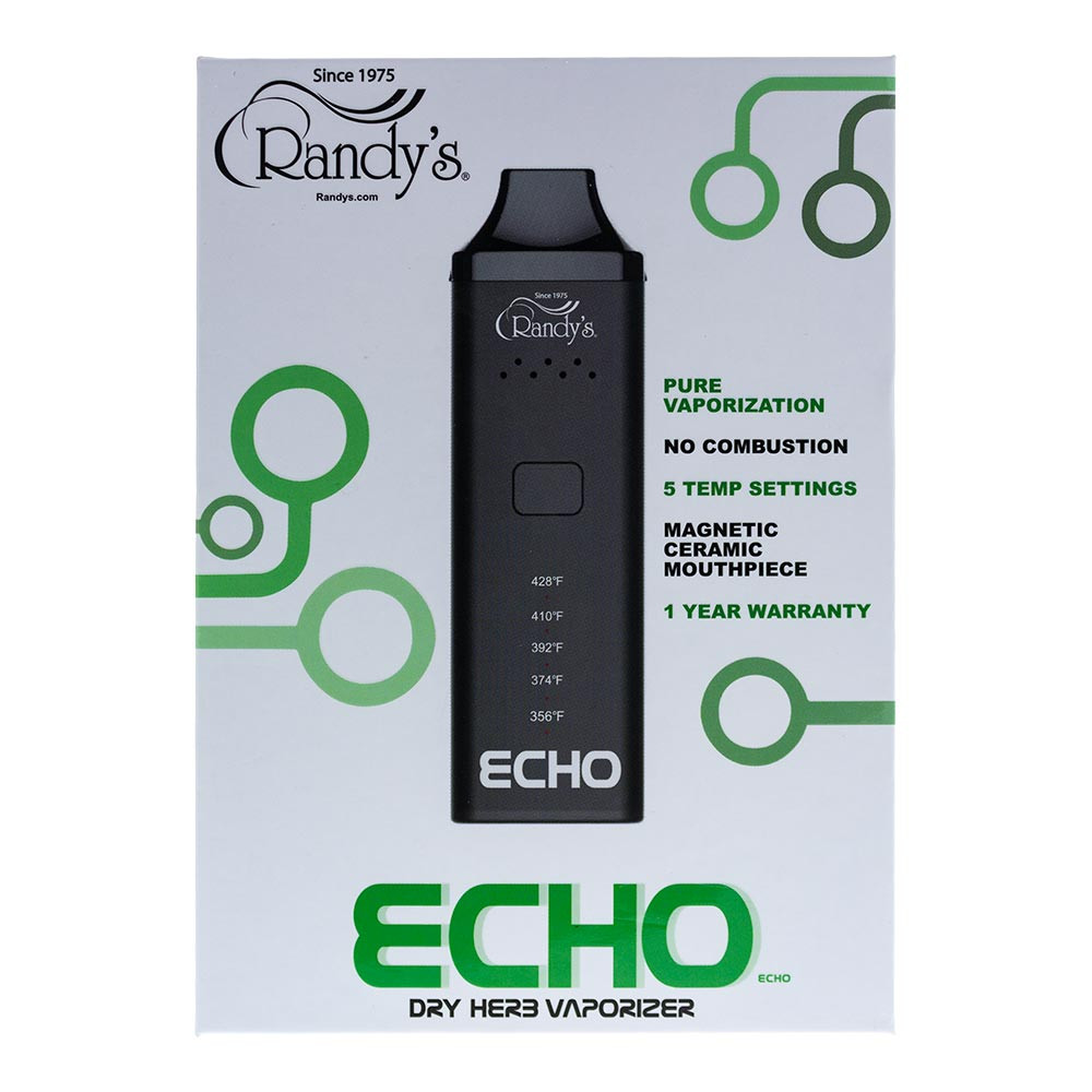 Each Randy's Echo is individually packaged with everything you need.