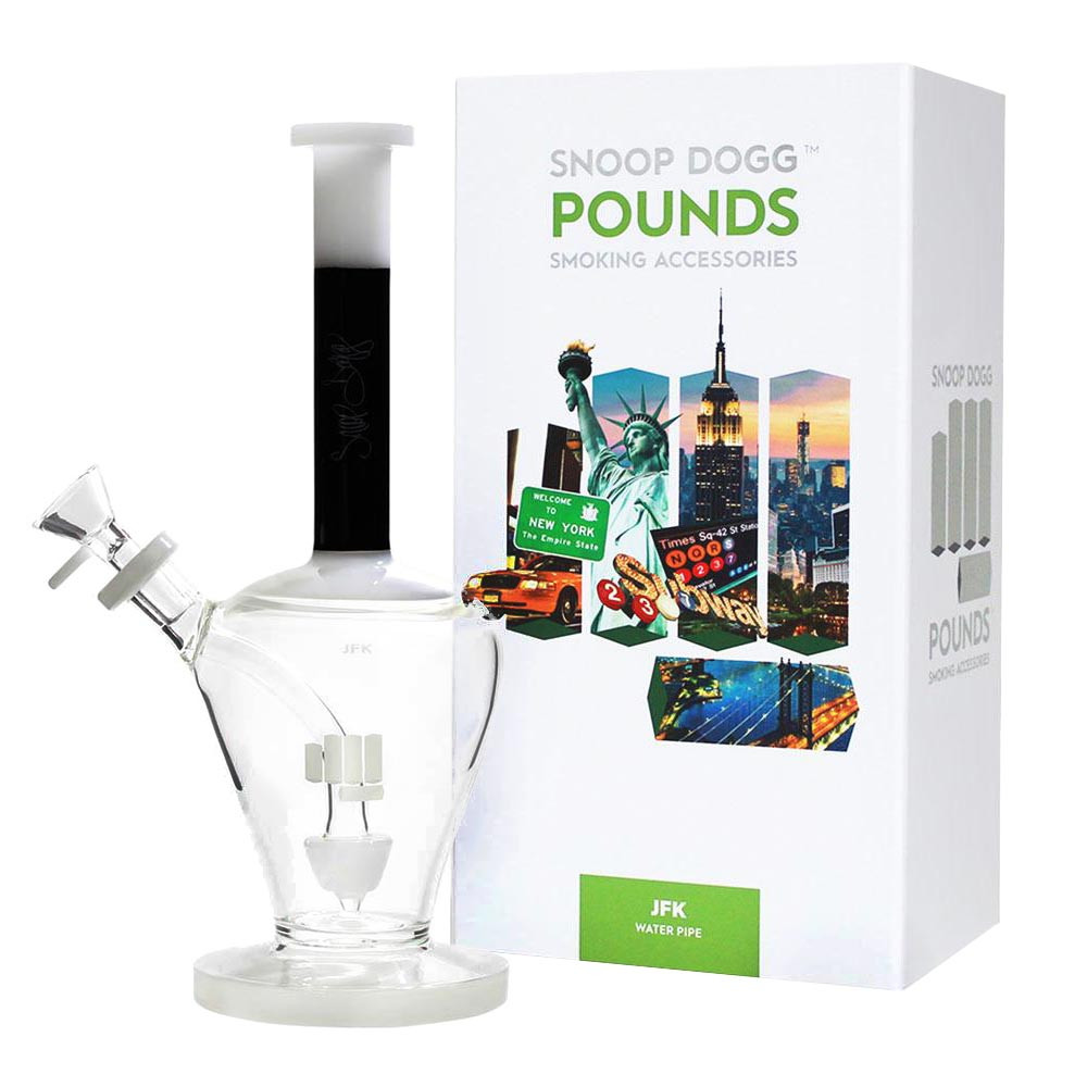 Snoop Dogg JFK Waterpipe by Pounds