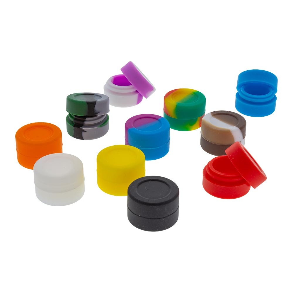 Mini Silicone Dab Container wax