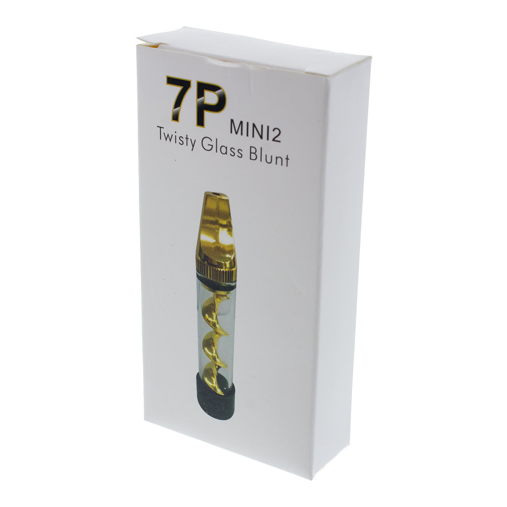 Every 7P comes individually boxed and protected with foam padding.