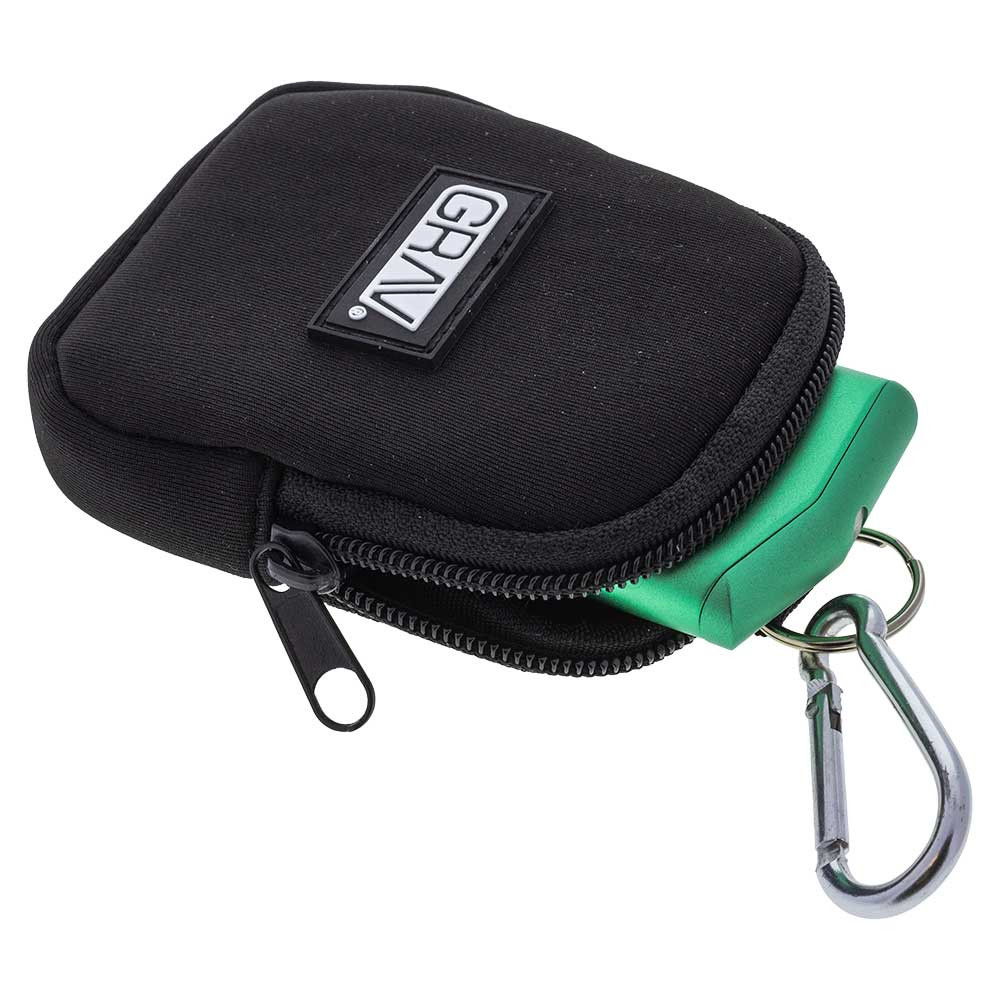 Grav Aluminum Dugout Smoke System Carrying Case