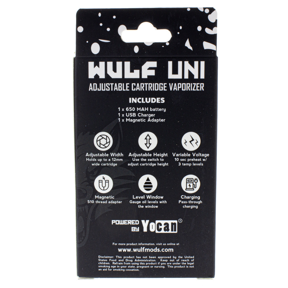 Wulf Uni Adjustable Cartridge Box Mod