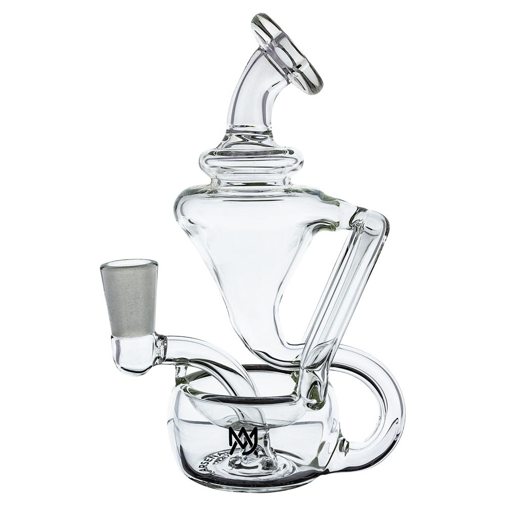 MJ arsenal claude recycler mini glass rig