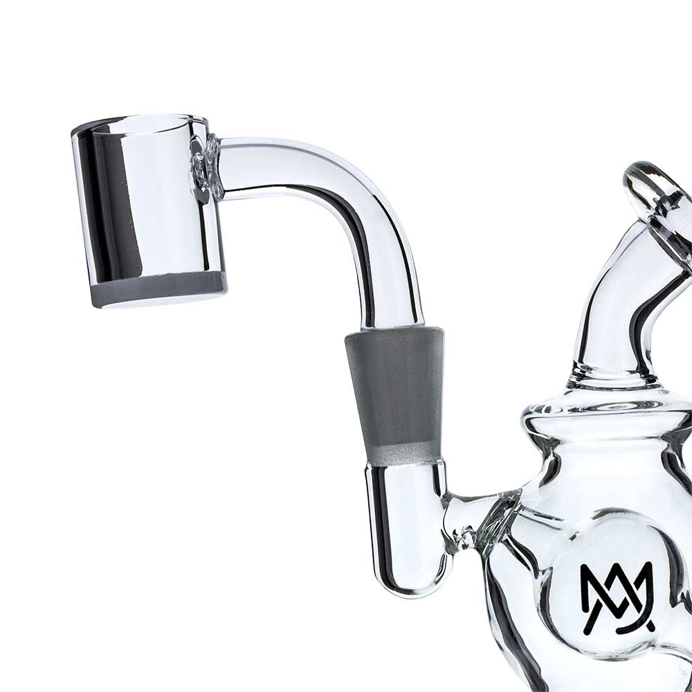 Quartz Bucket pictured here attached to MJ Arsenal's Atlas waterpipe (not included)