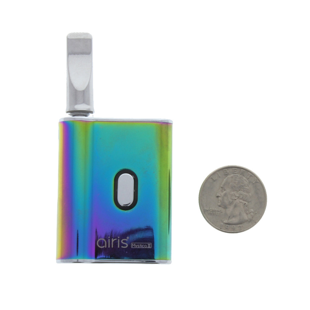 Airis  mystica 2 cartridge 510 thread vape in rainbow