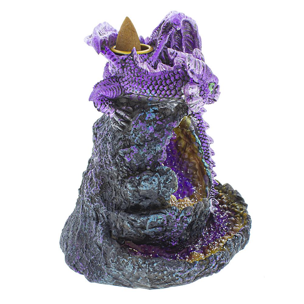 Baby Dragon Geode Backflow Burner wholesale lowest price