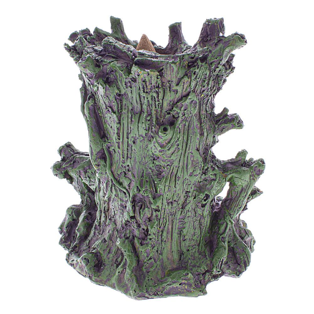 Crystal Tree Backflow Burner
