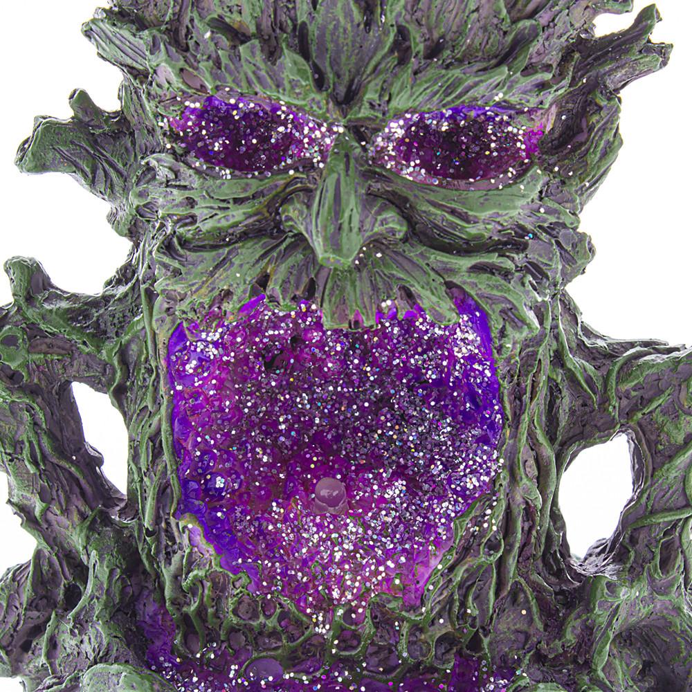 Crystal Tree Backflow Burner  close up