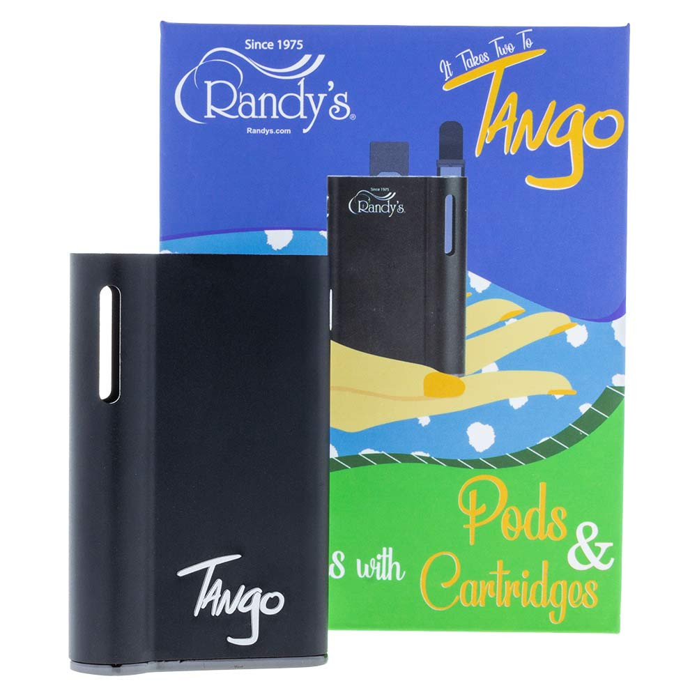 Randy's Tango Dual Cartridge & Pod Vaporizer