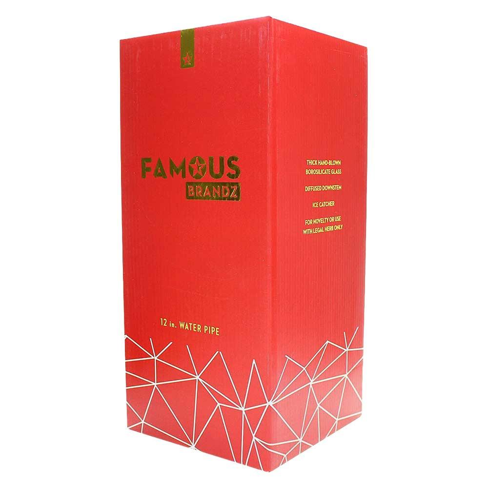 """Famous Glass """"Space"""" Beaker Tube"""