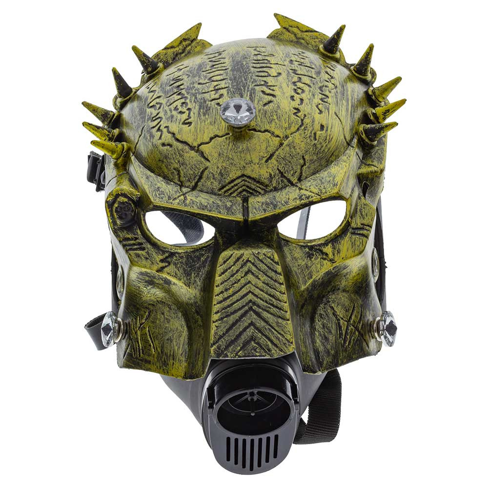 Predator Gas Mask with Waterpipe Bong